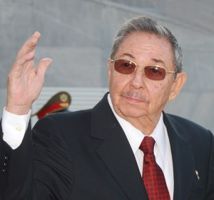 Raul Castro speech was more in touch with reality. Photo: Raquel Perez