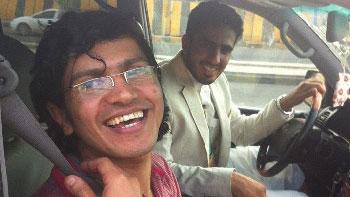Yemeni journalist Abdulelah Haider Shaye
