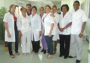 Cuban doctors. Photo: cubadiplomatica.cu