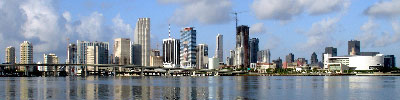Miami skyline. Photo: wikipedia.org