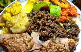 Comida cubana. Foto: radiorebelde.cu