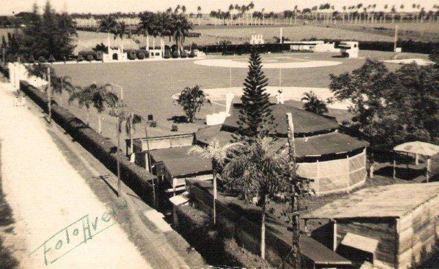 The old Rosario Sports Club