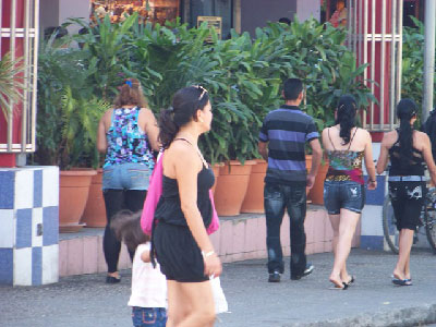 Havana street. Photo: Ernesto Gonzalez