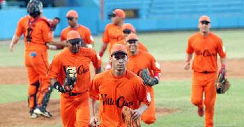 Villa Clara are the defending Cuban Baseball League Champs.  Photo: cubadebate.cu