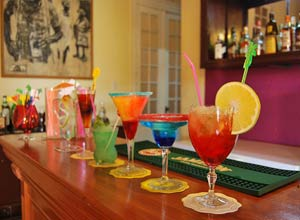 Bar Display.  Photo: cafefuerte.com