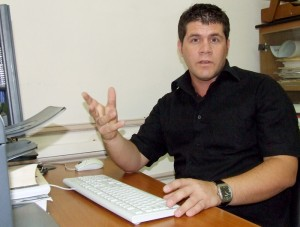 Ricardo Torres Perez who heads the Cuban economy team at CEEC. Photo: Heriberto González Brito