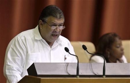 "Marino Murillo, the so-called ""czar"" of the Cuban economic reforms."