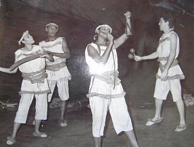 Bibi a work that premiered in 1989.