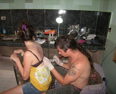 Tatooing