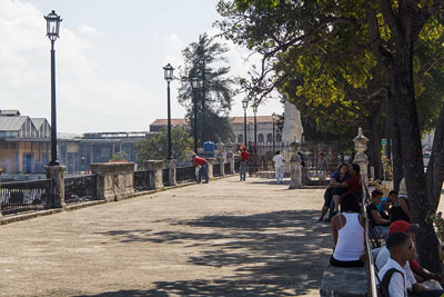 Alameda de Paula, Havana