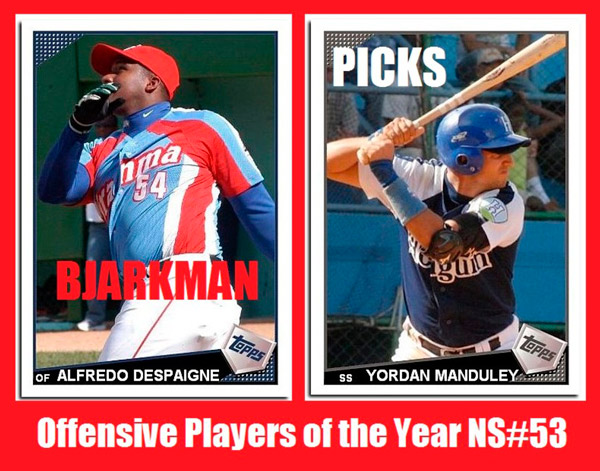 Batters of the Year