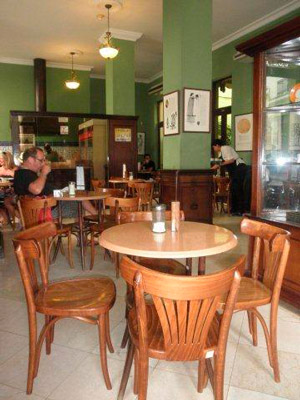 The Chocolate Museum in Old Havana