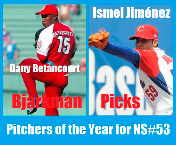 Pitchers of Year
