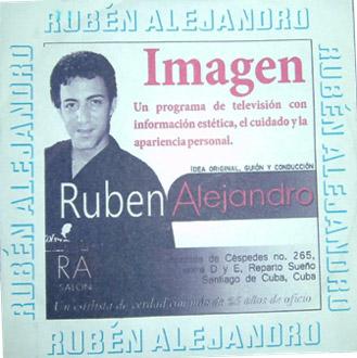 Ruben Collantes television program Image.