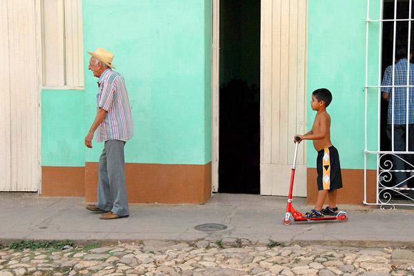 Transportation in Trinidad, Cuba