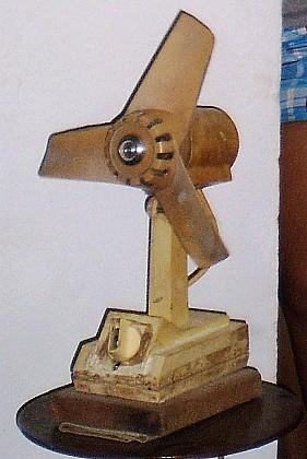 Orbita fan.