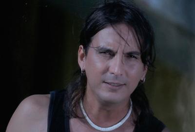 Cuban folk singer Diego Gutierrez
