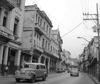 Monte St. in Havana.  Foto: Irina Echarry