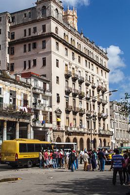 Old Havana photo: Juan Suarez