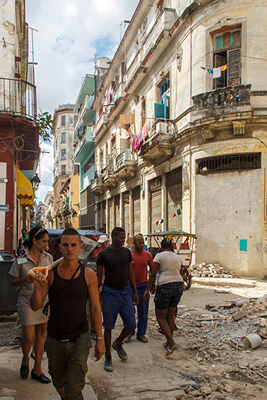 Havana St.  Photo: Juan Suarez
