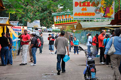 Cuba's reform process is opening sectors of the economy to the rules of the market.