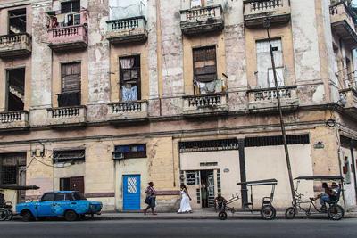 Havana Street.  Photo: Juan Suarez