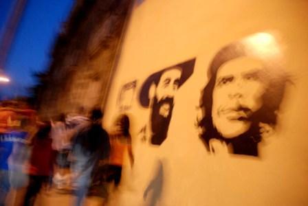 Camilo & Che.  Photo: Caridad