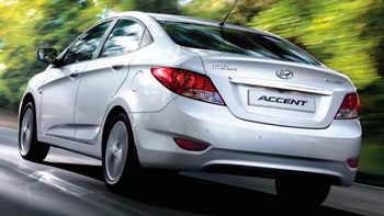 A new Hyundai Accent from 2011 can be purchased for 45,000 CUC (approx. 51,500 USD)