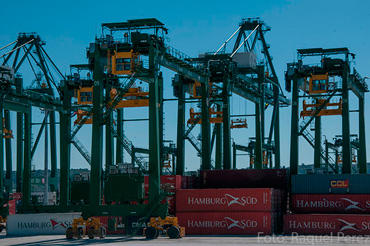 Brazilian companies used their country's credit to build the Caribbean's most modern port 50 kilometers from Havana.