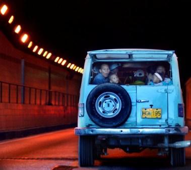Havana Bay Tunnel.  Photo: Caridad