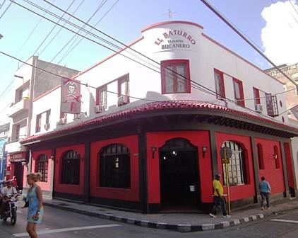 The Bucanero Tavern in Santiago de Cuba
