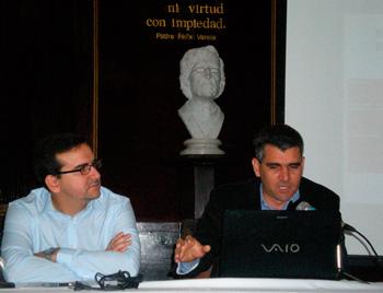Lenier Rodriguez and Julio Cesar Guanche