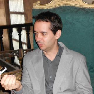 Cuban economist Pavel Vidal.