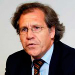 Uruguayan Foreign Minister Luis Almagro