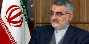 Alaeddin Boroujerdi, chairman of Iran's Assembly's National Security and Foreign Policy Committee