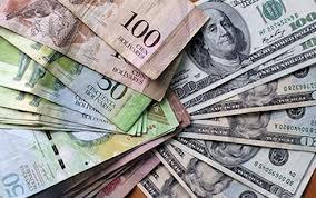 The Venezuelan Bolivar and the US Dollar.
