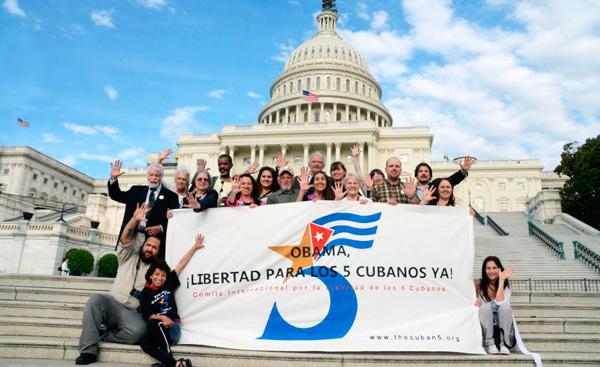 Cuban-Five campaign