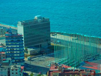 US Interests Section in Havana