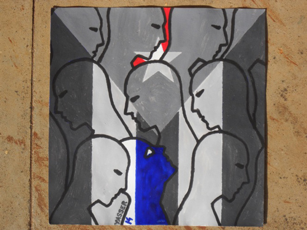 "De la serie ""Pensando en Cuba"" por Yasser Castellanos."