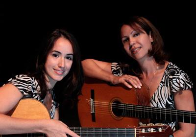 Duo cubana Con-trastes