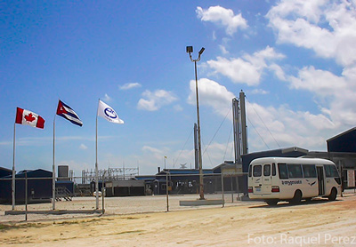 Using the accompanying gas that was lost and polluted the environment before is one of the energy production initiatives currently underway in Cuba.