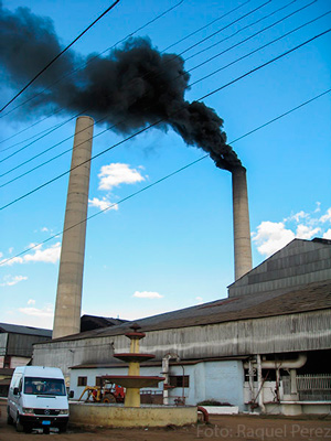 Some sugar refineries are already generating electricity by burning sugar cane remnants.