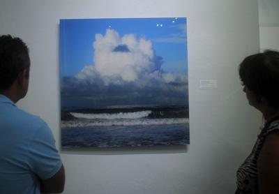 The exhibition of Tomas Sanchez photos continues through May 15th.
