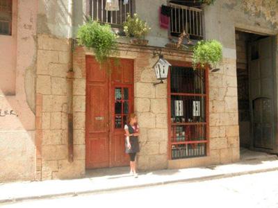 The La Bianchini shop on Sol Street in Old Havana.