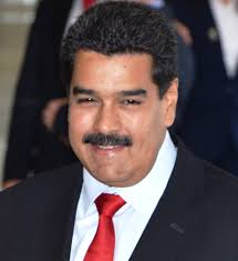 Nicolas Maduro.  Photo: wikipedia.org
