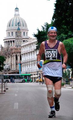 From a previous Marabana Havana  Marathon.  Photo: Caridad