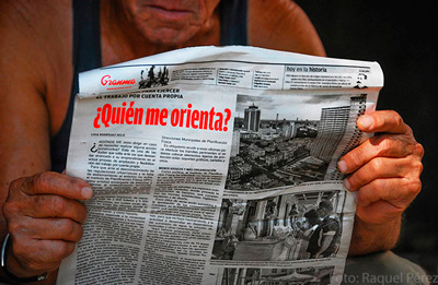 Cuban journalists need the audacity of bloggers, who take steps without asking for permission.