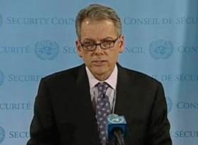 Ambassador Jeffrey DeLaurentis.