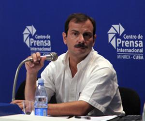 Fernando González.  Foto: Ismael Francisco / Cubadebate.cu