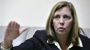 Josefina Vidal, the Director of North American Department, at the Cuban Foreign Ministry.